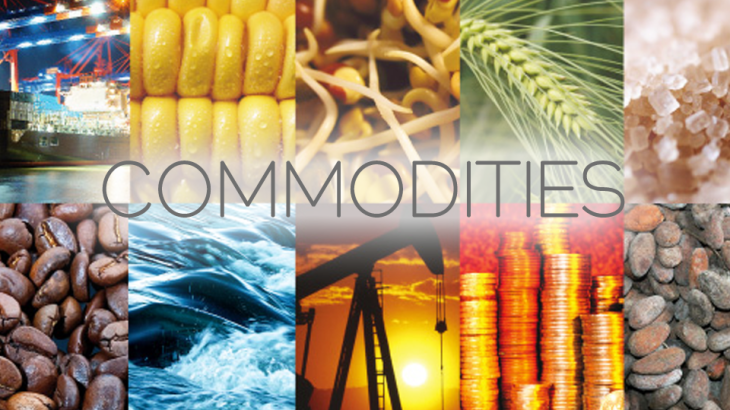 Commodities Set for Biggest Drop Since March as Farm Goods Slump
