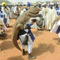 The Lacoste Tribe of Nigeria (W. Africa)  :)